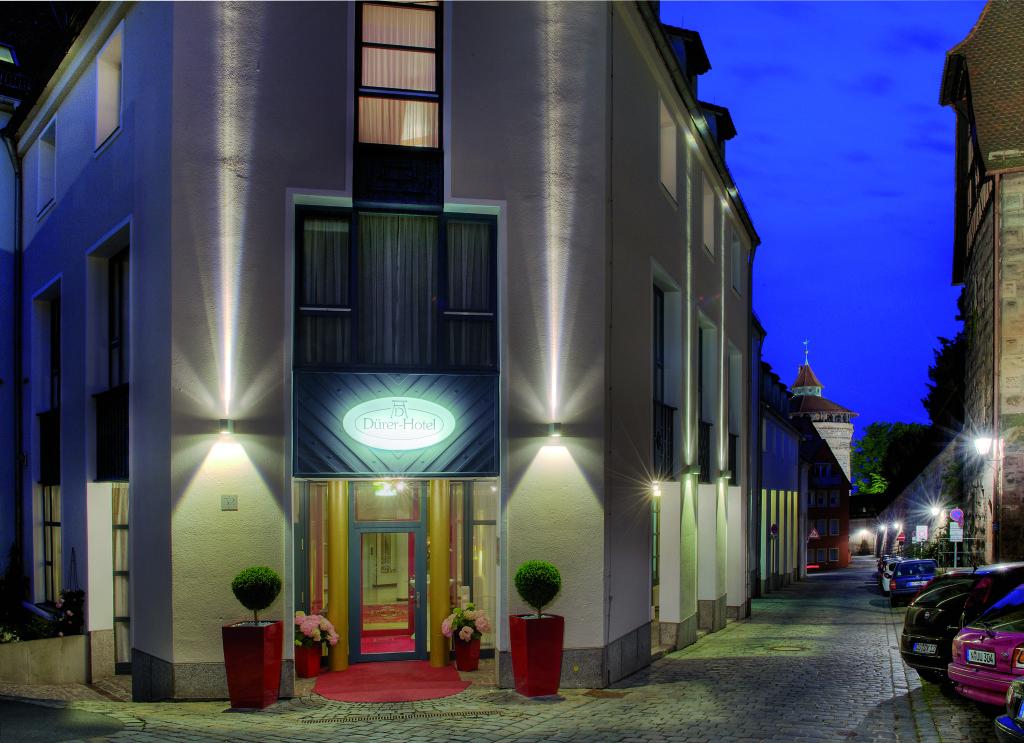 Hotel Altstadt in Nürnberg